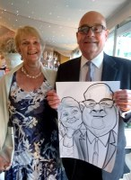 Caricature Artists Based Near Manchester